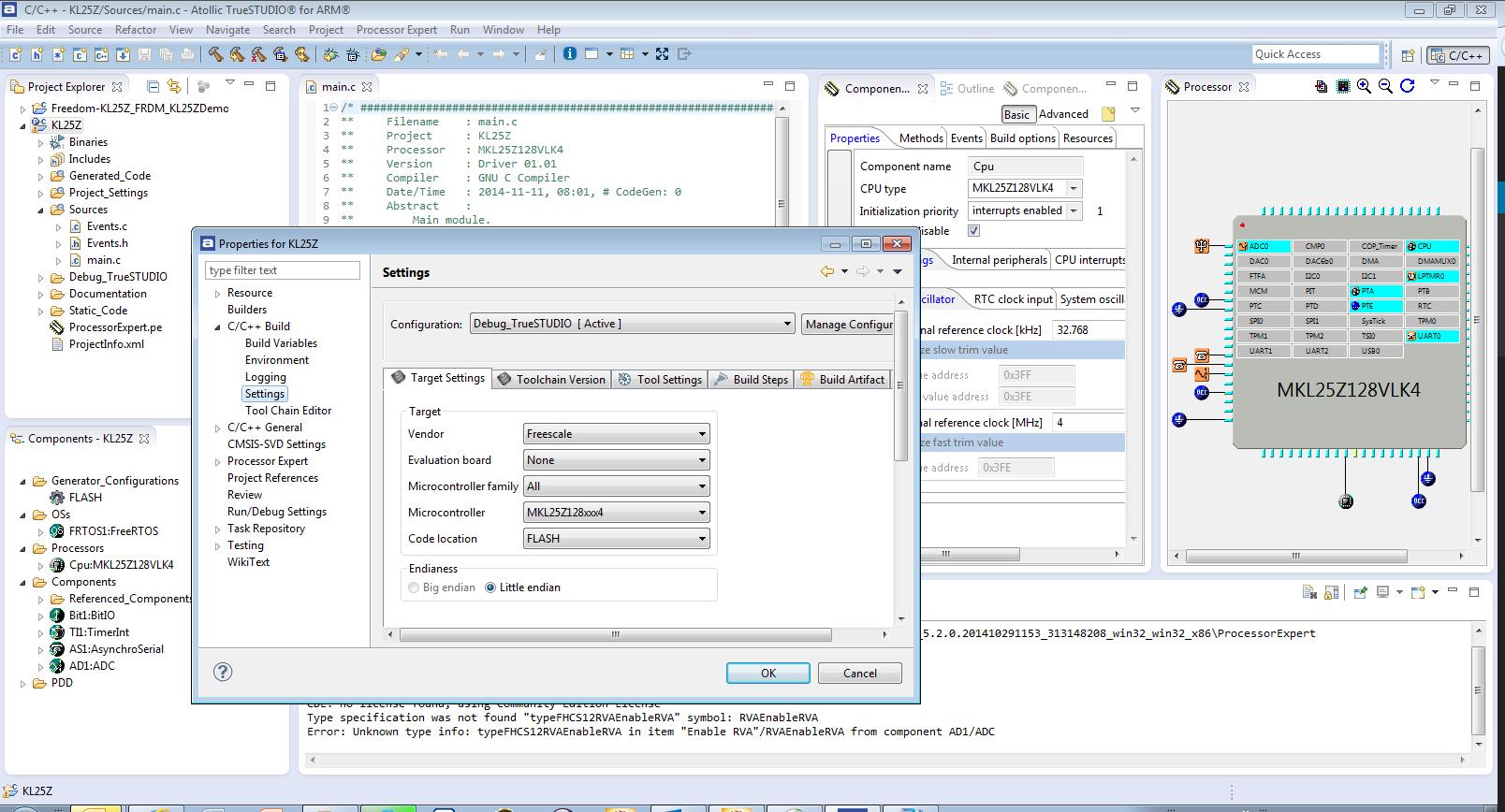 Adding Processor Expert to Atollic TrueSTUDIO - DZone Java