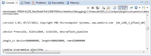 Debugger Console Log