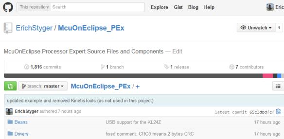 McuOnEclipse_PEx