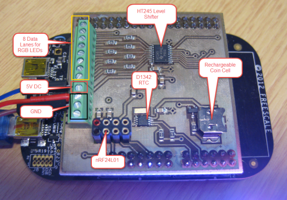 NeoPixel Shield