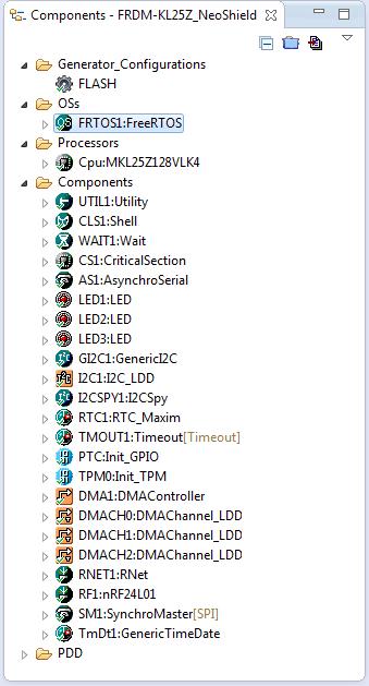 NeoShield Components