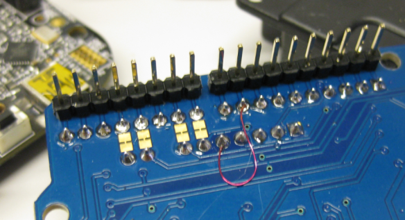 SD Card Detect Wiring