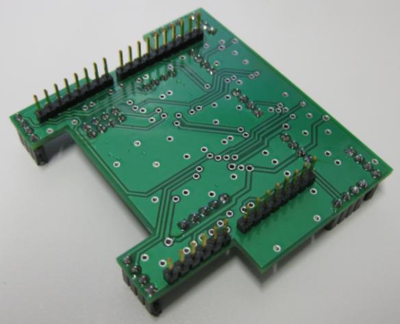 Sensor Shield Back Side