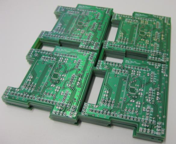 Unpopulated Shield Boards