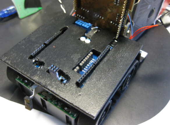 Cover Plate for Music Shield