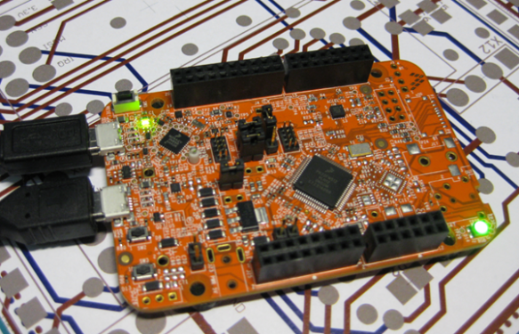 Freescale FRDM-K22F Board