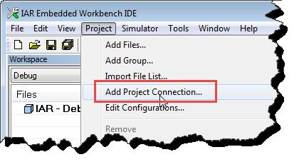 Using Kinetis Design Studio With IAR Embedded Workbench IDE