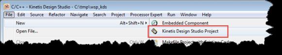 New Kinetis Design Studio
