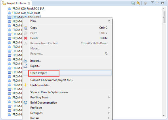 Quick Way to Open Closed Project in Eclipse - DZone Java