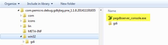 PnE GDB Server