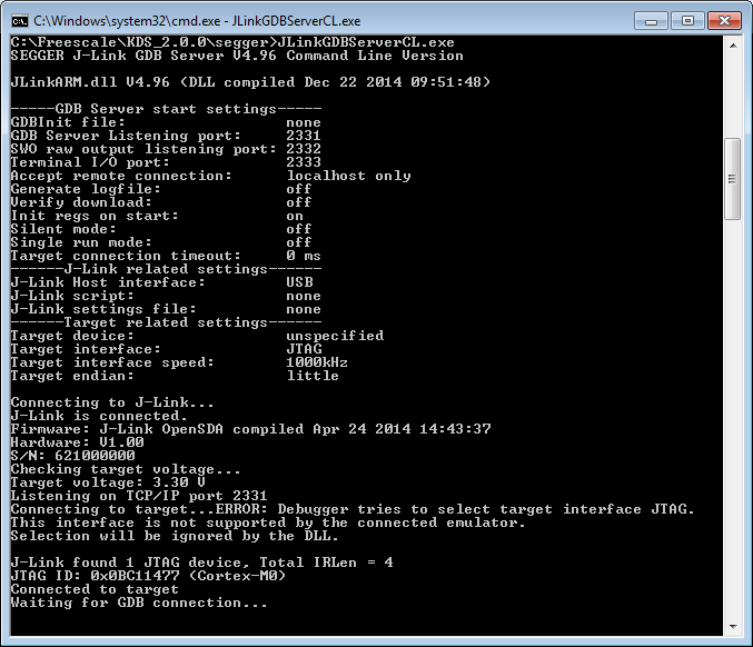 Command Line Programming and Debugging with GDB | MCU on Eclipse