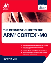 Book ARM Cortex-M0 (Source: Elsevier)