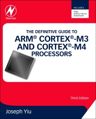 Book ARM Cortex-M3 M4 (Source: Elsevier)