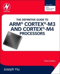 Book ARM Cortex-M3 M4 (Source: Elsevier)