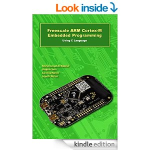 Freescale ARM Cortex-M Embedded Programming Using C Language (Source: Amazon)