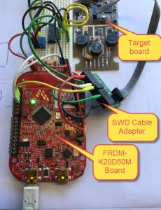 FRDM-K20D50M Board