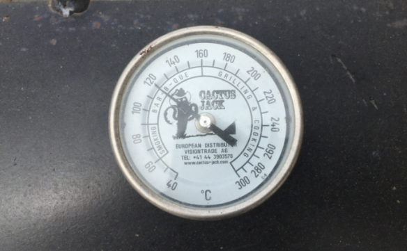 BBQ Temperature Monitor