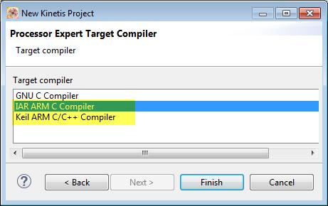 Tutorial: Using Kinetis Design Studio V3 0 0 with IAR and