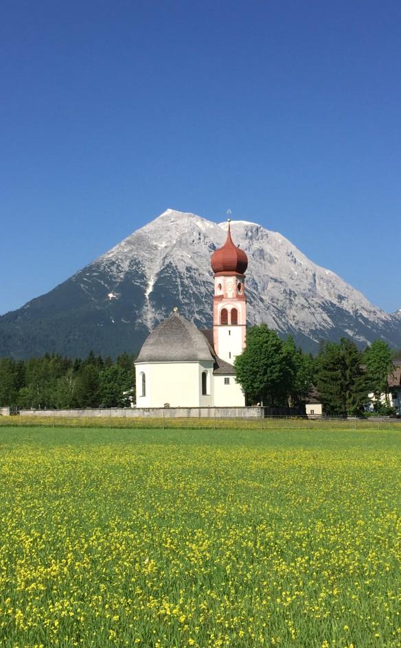 Kirche Leutasch