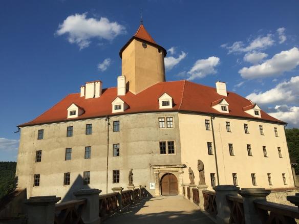 Castle Hrad Veveří