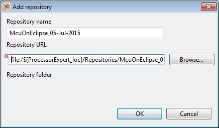 McuOnEclipse Repository