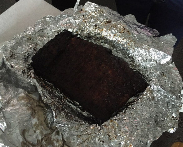 Unwrapping Foil
