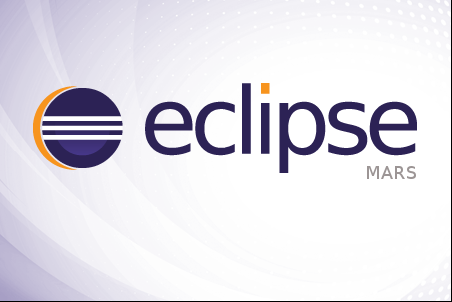 Eclipse Mars Splash Screen