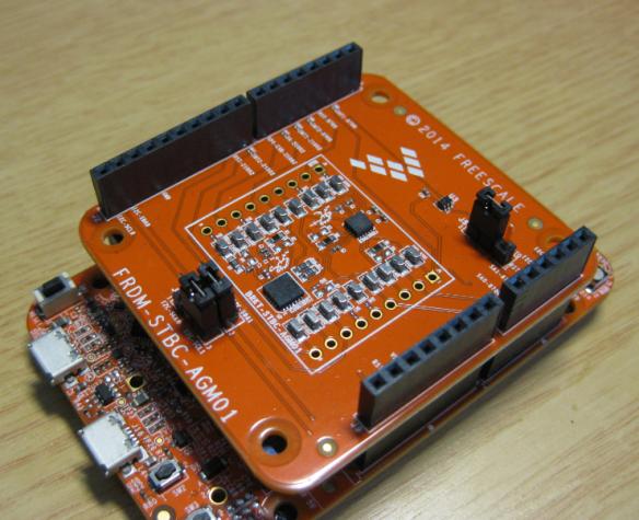 FRDM-STBC-AGM01 Board