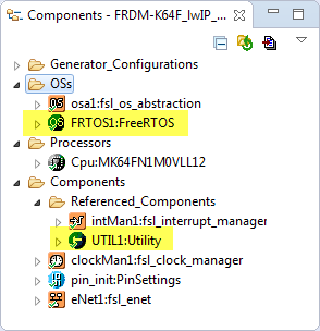 Added FreeRTOS