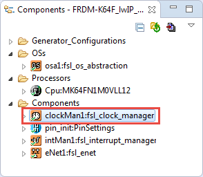 Clock Manager