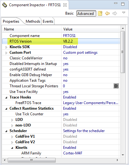 FreeRTOS V8.2.2