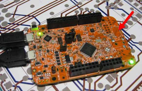 freescale-frdm-k22f-board with no SD card socket
