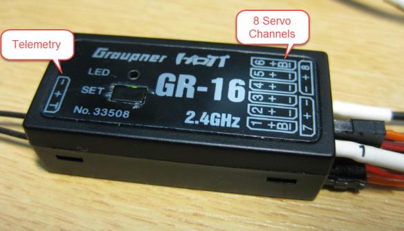 Graupner GR-16
