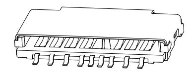 Molex SD-105027-001 Socket (Source: Molex Data Sheet)
