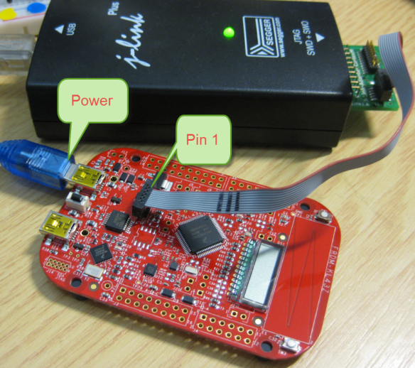 Pin1 Location on J11
