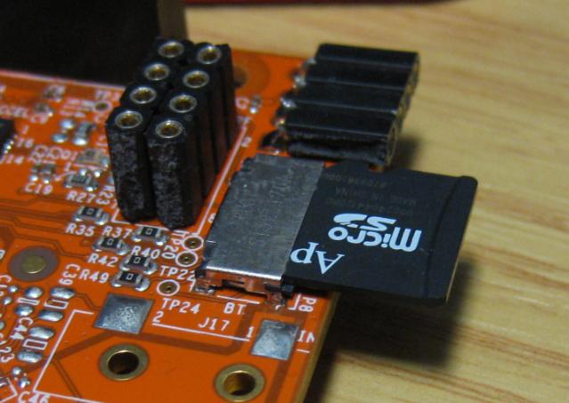 Added Micro SD Card Socket to FRDM-K22F | MCU on Eclipse