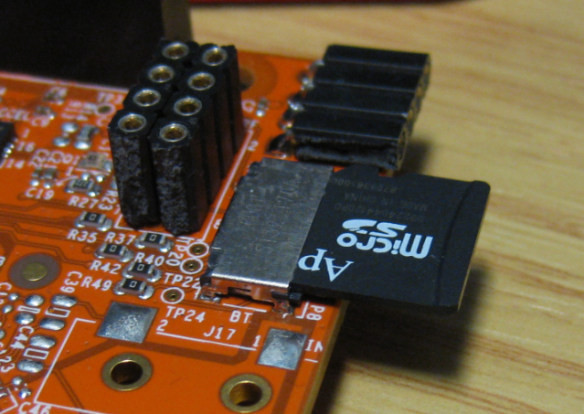 Using SD card with FRDM-K22F Board