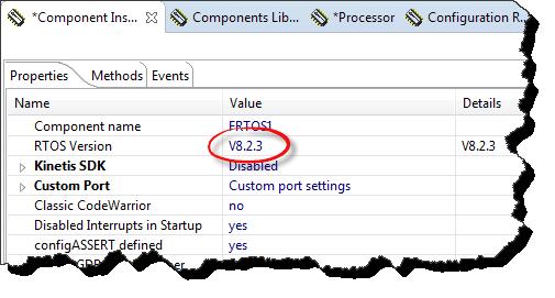 FreeRTOS V8.2.3