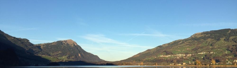 Morning Mirror Lake