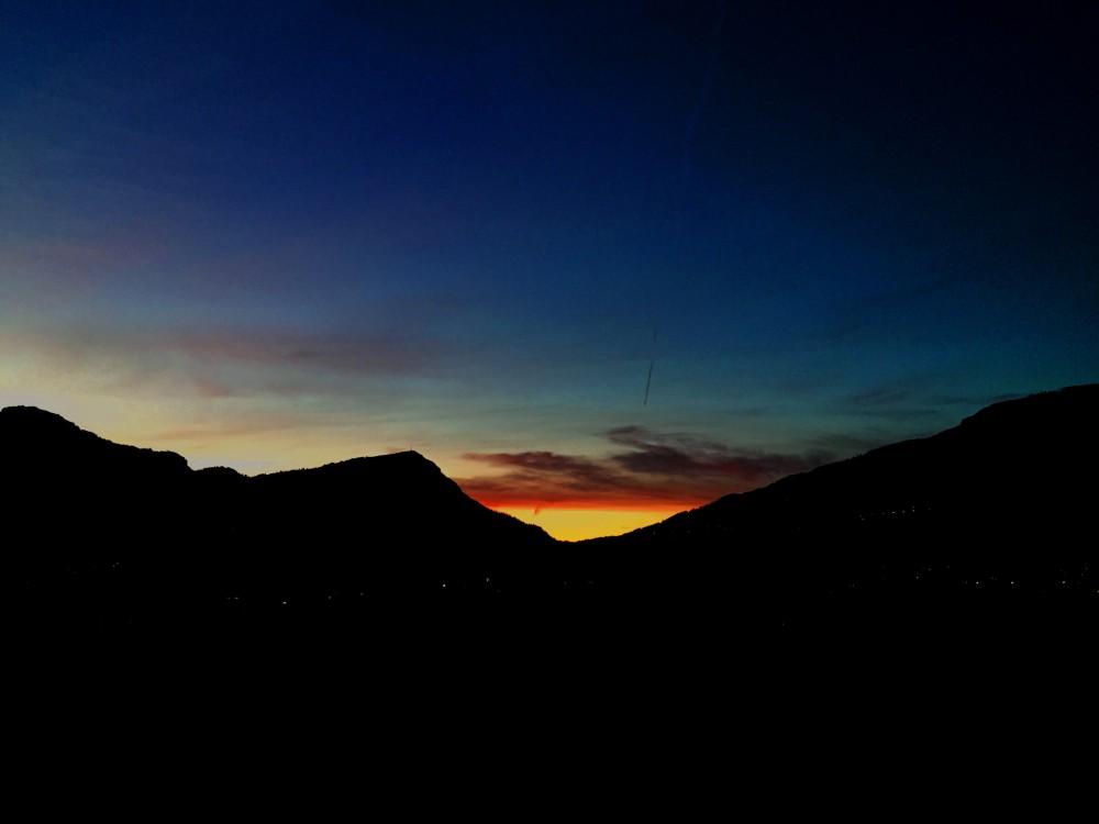 Rigi Sunset