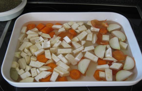 Gravy Preparation