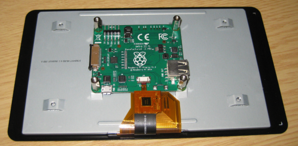 Mounted Display Board