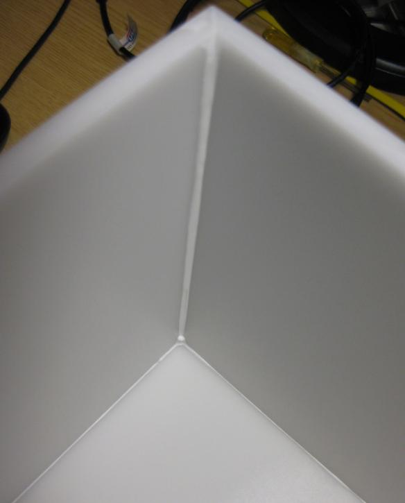 Cube Inside Detail