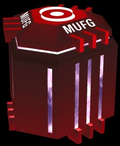 MUFG Capsule in Ingress