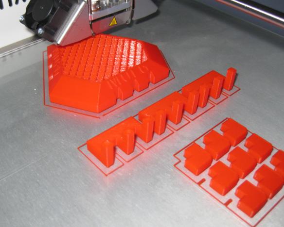 Printing Capsule Lid