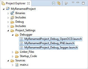 Renamed Launch Configuration Files