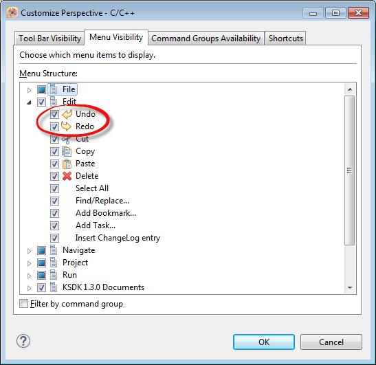 How to Add Undo/Redo Toolbar Buttons to Eclipse - DZone Java