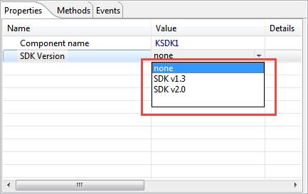 Kinetis SDK Setting