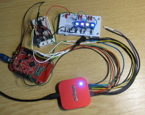 Logic Analyzer Setup