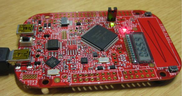 NXP FRDM-KL46Z Board